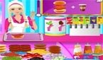 Barbie Burger Shop