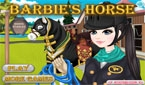 Barbie Horse Care
