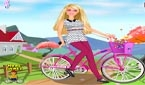 Barbie Ropa Bike