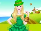Barbie's St Patrick Day