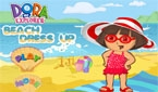 Dora the Beach Dress Up