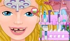 En Barbie Dentista