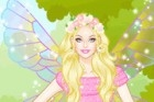 Fairy Barbie Dress up