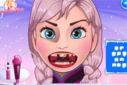 Icy Girl Tooth Problems