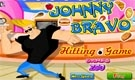 Johnny Bravo Captura de Alimentos