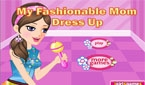 Mamá Barbie Dress Up