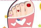 Pampering Nail Pedicure