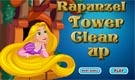 Rapunzel House Cleaning