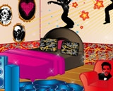 Rock Star Room Decor