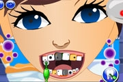 Zippy Girl At Dentist